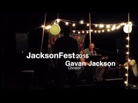 Jacksonfest 2015   Gavan, Jackson & Percussionist