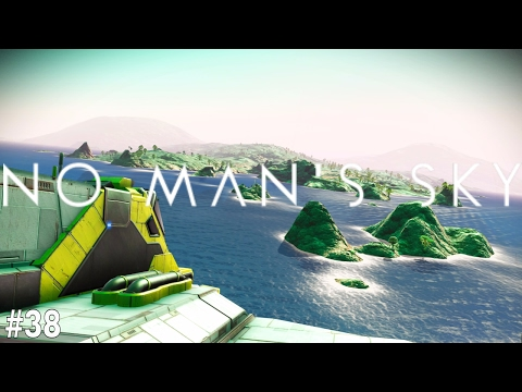 No Man's Sky | Part 38: TROPICAL DINO PARADISE PLANET...BUT POISON!!! [NMS | Pathfinder 1.2 Update]