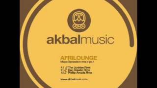 Afrilounge - Maya Xpression (The Junkies Remix)