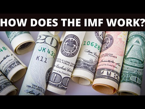 How Does The International Monetary Fund (IMF) Function? | Explained in 3 minutes