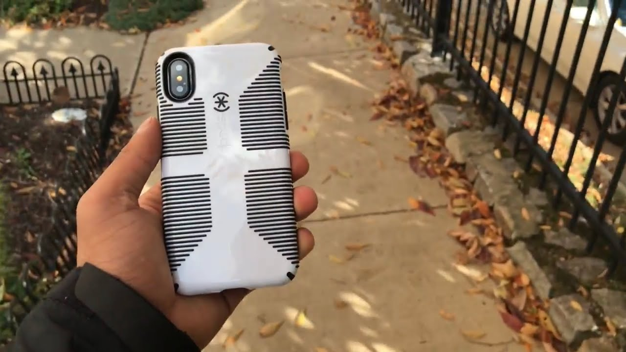 finest selection fb574 26937 Speck CandyShell Grip Case for iPhone X