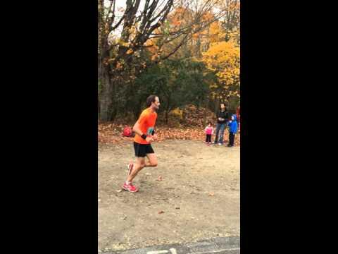 LOCO marathon finish