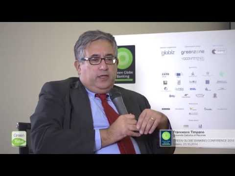 Intervista a Francesco Timpano | 8° edizione Green Globe Banking Conference