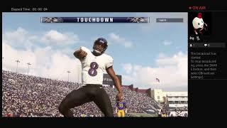 vuclip Lamar Jackson Jukes for a Touchdown!
