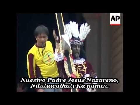 2018: Nuestro Padre Jesus Nazareno (Official Hymn to the Black Nazarene)