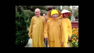 Lễ tiễn đưa HT Thích Thanh Từ nhập thất 2003