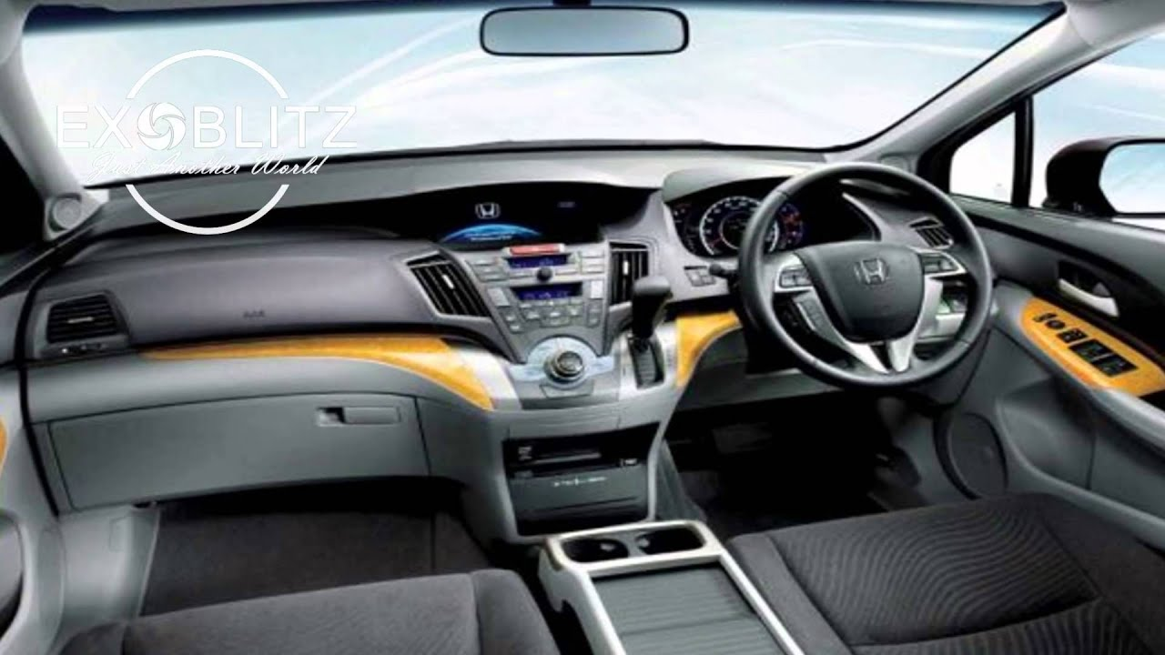 new car 2016 honda odyssey interior inside youtube. Black Bedroom Furniture Sets. Home Design Ideas