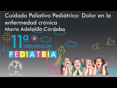 04 Dolor en la enfermedad crónica - Maria Adelaida Cordoba