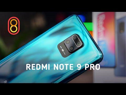 Обзор Redmi Note 9 Pro — снова дёшево