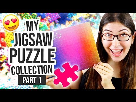 MY JIGSAW PUZZLE COLLECTION PART 1