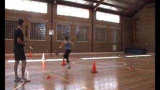 Welcome To Iexcercise Personal Training: Illinois Agility Test