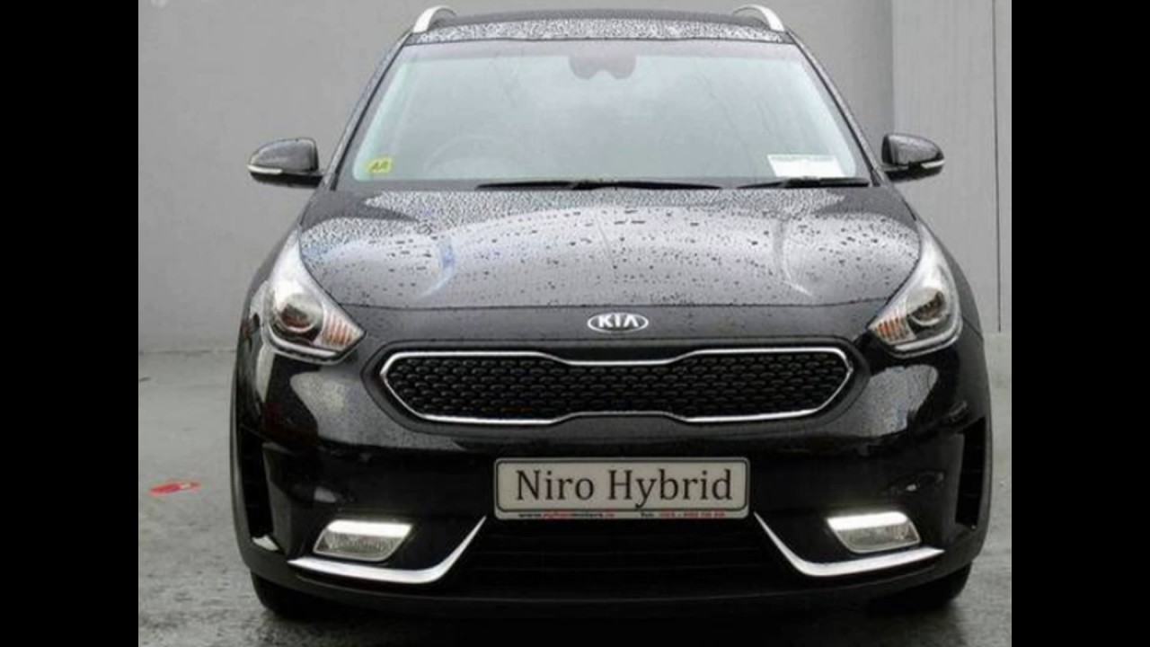 2018 kia niro interior. simple niro 2018 kia niro new plugin hybrid phev concept to kia niro interior