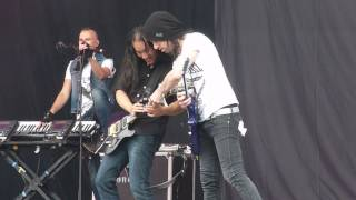 Dragonforce - Cry Thunder, live @ Download Festival 2013