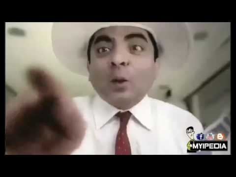 Mr Bean on Pakistani Cricket Team