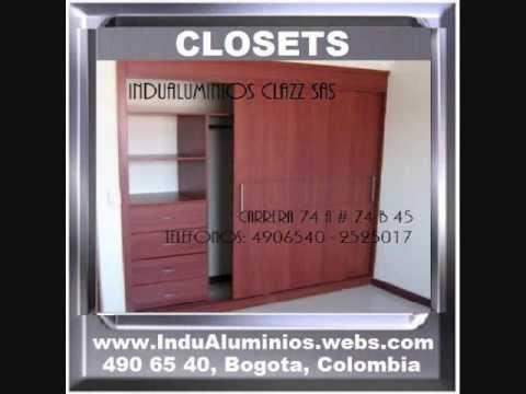 Bogota closets madera madeflex triplex for Fabricas de closet en bogota