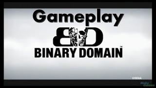 Binary Domain PC - Gameplay - Maximum Settings - Full HD