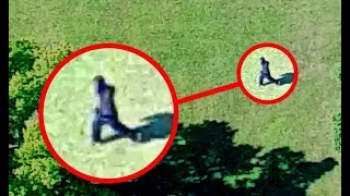 Was Bigfoot EVER Caught on Camera?!