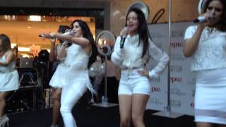 "Fifth Harmony performing ""Me & My Girls"" live"