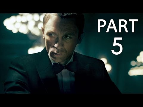 James Bond 007 Blood Stone Walkthrough Gameplay Mission 5 [ Monaco ]