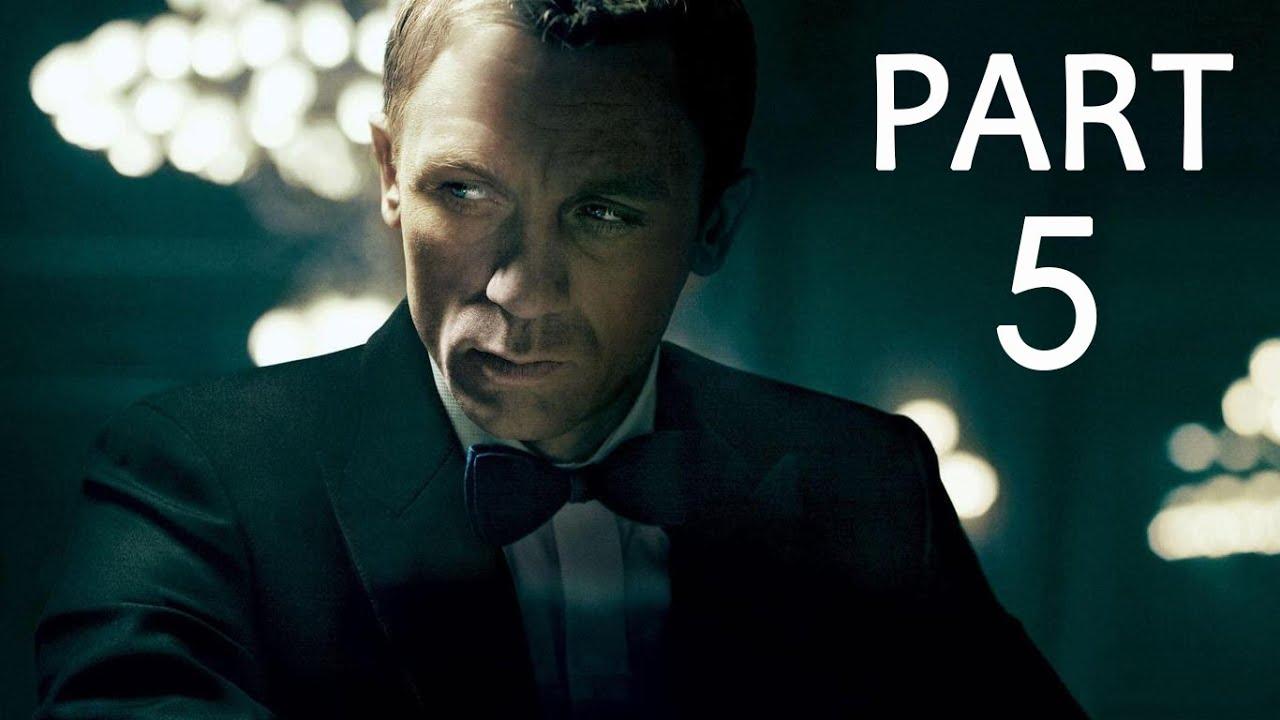James Bond 007 Blood Stone Walkthrough Gameplay Mission 5 Monaco