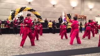 2015 Martial Arts Kali Demonstration