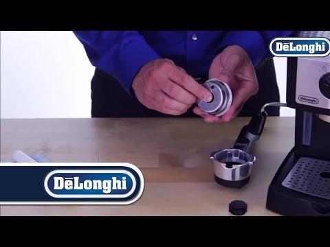 Delonghi ec155 espresso machine (review & Buyer's Guide)