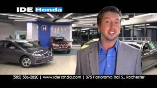 Ide Honda Commercial