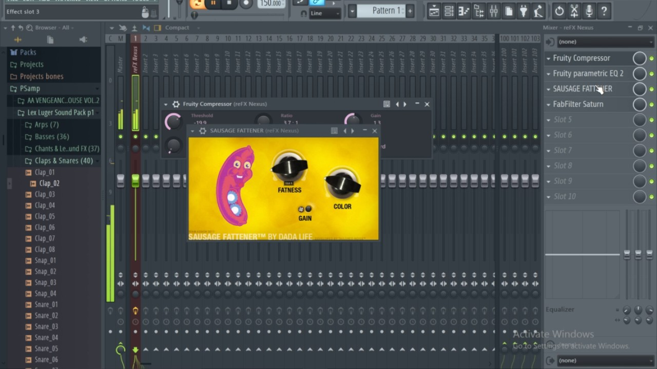 How To Make Fat, Poppin' Trap Horns | FL 12 Tutorial