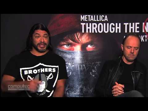 Metallica: Through the Never 3D - Lars...