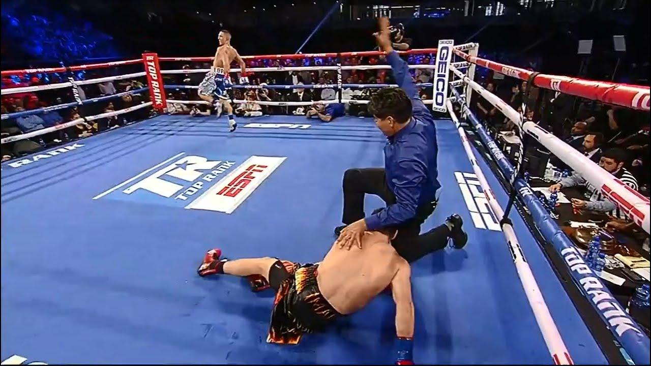 Boxeo - Dos maneras de celebrar una victoria