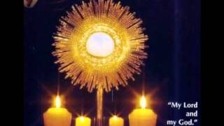 Jesus I Believe: The Eucharist