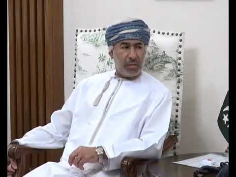 Sindh Chief Minister meets Consul General of Oman