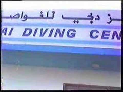 Scuba dive in Abu Dhabi UAE Ship wreck Hymriah