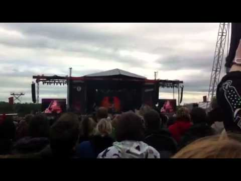 Download Festival 2012: Tenacious D  Tribute