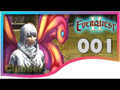 Klitzekleine Tiwifee ★ Everquest 2 Lets Play ★ Deutsch Everquest 2 Gameplay #001