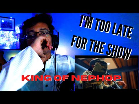 Indian Rapper reacts to King of NEPHOP - Lil Buddha ft. Uniq Poet || Big Scratch Bisects