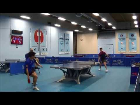 Westchester Table Tennis Center November  2017 Open Singles Final