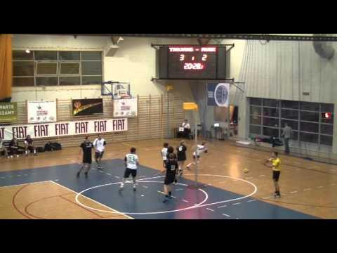 Europa Cup 2012: Trojans - Ankara University Club (First Half)