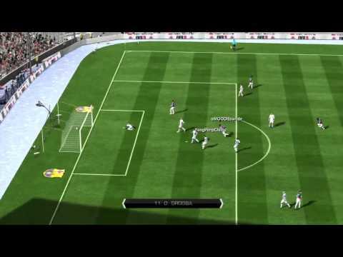 Fifa 11: Ultimate Team Goal Montage