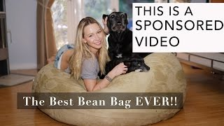 The Best Bean Bag EVER!! - Giveaway & Coffee Talk