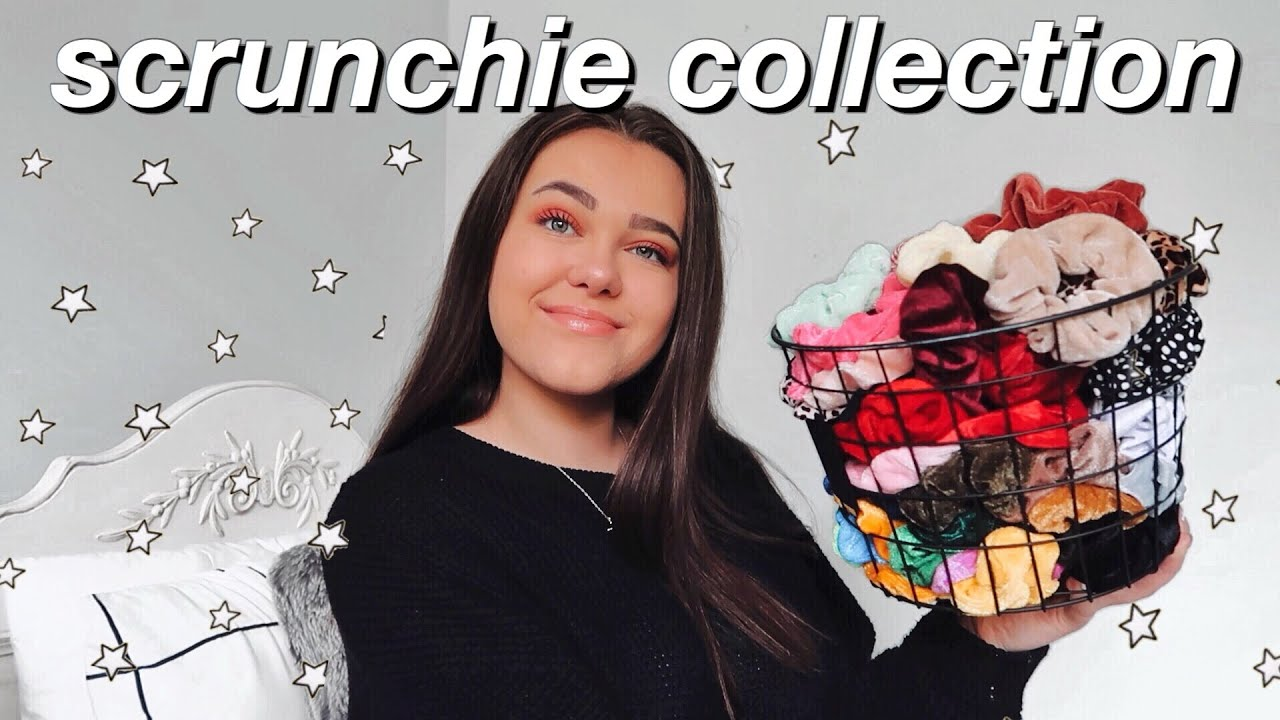 Download SCRUNCHIE COLLECTION 2020 (50+ scrunchies!)