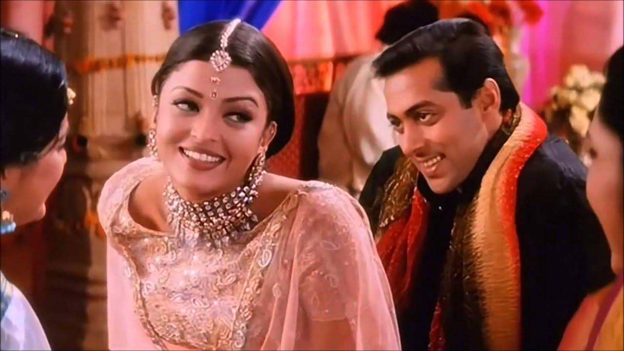 Aankhon Ki Gustakhiyaan Lyrics - Hum Dil De Chuke Sanam - 1999