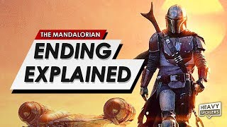 The Mandalorian: Episode 1 Breakdown & Ending Explained Spoiler Review + Theories | STAR WARS