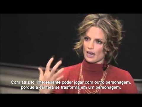 Entrevista Stana Katic USC 5x06 - Legenda Português BR