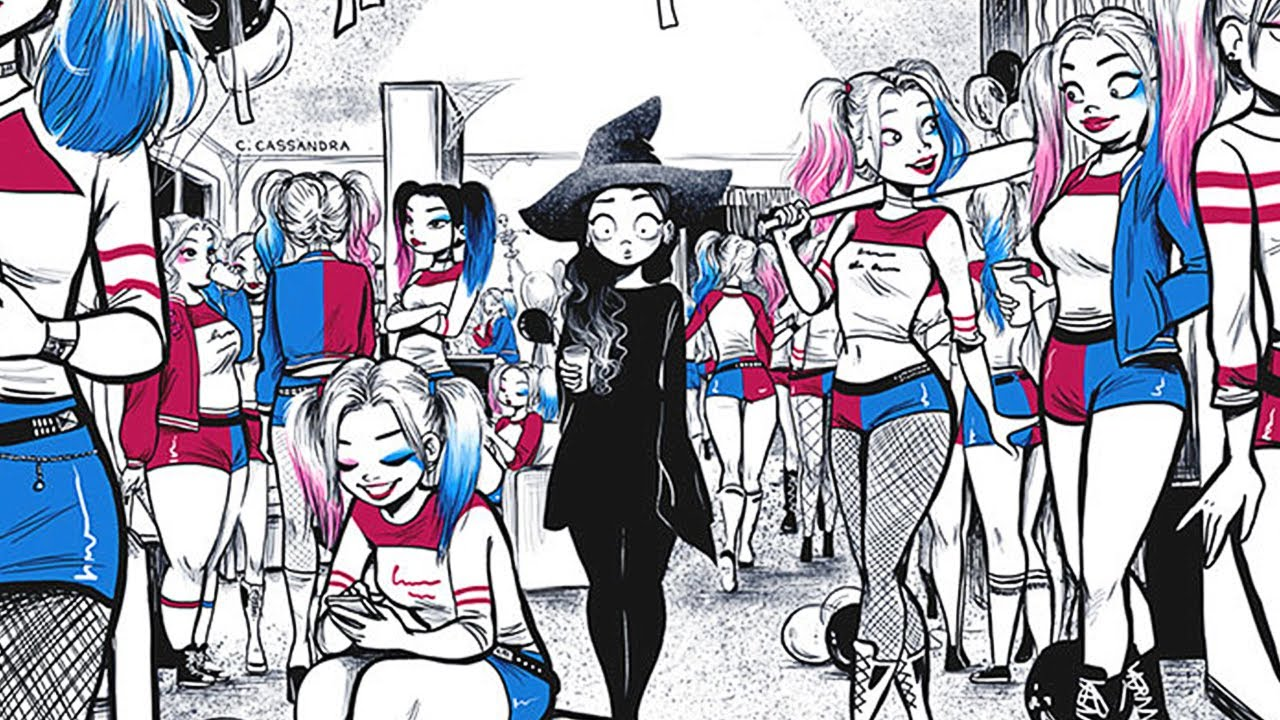Funny Halloween Comics To Celebrate This Day With Laughter