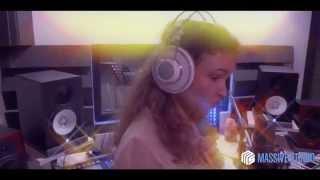Evelyne-Pe aripi de vant (cover)