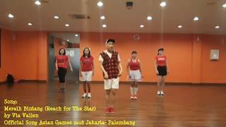 Meraih Bintang - Zumba Routine (Arief ZIN)