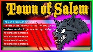HOLY WEREWOLF QUADRA KILL! (Town of Salem Werewolf Ranked Practice Gameplay)