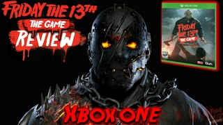 Friday the 13th: The Game REVIEW XBOX ONE