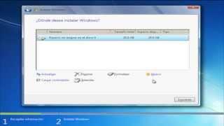 Tutorial: Descargar, Quemar e Instalar Windows 7 Ultimate Lite Sp1 en Español 32/64 Bit